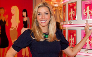 Spanx Founder & Self Made Billionaire Sarah Blakely Opens First Retail Store
