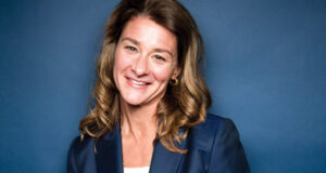 "Melinda Gates Says ""Reject The Cynics"" Who Tell Us We Can't Make A Difference Because Of Technology"
