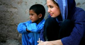 Angelina Jolie Tells The UN To Stand Up For Rape Victims