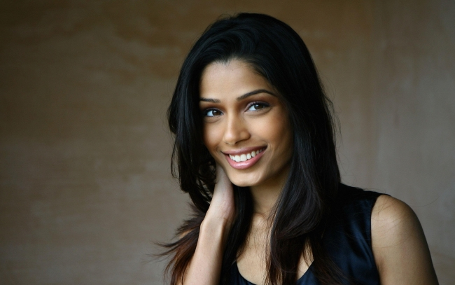 Why Advocating Girls' Education Is No-Brainer For Freida Pinto