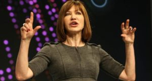 Microsoft Chose This Woman To Head Up Their Gaming Division!