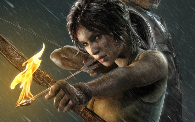 Lara Croft Tomb Raider 2013 Hd Game Wallpaper Girltalkhq