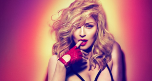"Madonna: ""If You Aren't Willing To Fight For What You Believe In, Don't Enter The Ring!"""