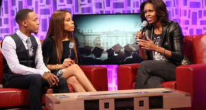 Michelle Obama Campaigning (For Better Education) In 2020!