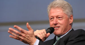 Bill Clinton Wants To See A Female US President In His Lifetime