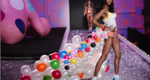 This Victoria's Secret Model Refuses To Quit Her App Developer Day Job