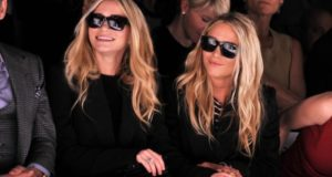 The Olsen Twins Give The Middle Finger To Ridic Fashion Standards