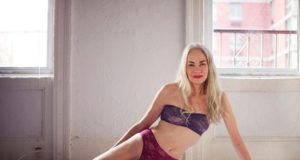American Apparel Thinks Sexy Gets Better With Age, Casts 62 Y/O Lingerie Model