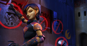 Meet Star Wars' First Female Fighters In The New Disney Animated Series 'Rebels'