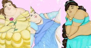 Next Installment In The Disney Princess Debate: Plus Size Princess Anyone?