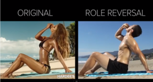 Let's Reverse The Gender Roles In Ads Which Objectify Women & See The Effect…