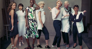 Rita Ora, Emma Thompson & Annie Lennox In New M&S 'Leading Ladies' Campaign