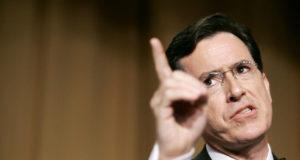 Feminist Stephen Colbert Laments Ridiculous Advertising Aimed At Women