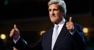 Secretary Of State John Kerry Is Counting On Women For World Peace