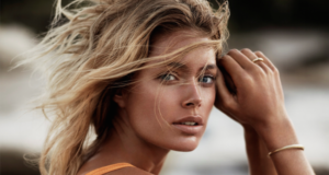 Doutzen Kroes Wants Her Daughter To Be The President, Not Just Pretty