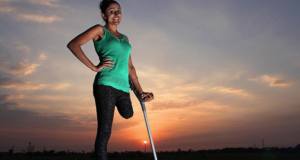 One-Legged Dancer Stuns 'India's Got Talent' Audience & Judges