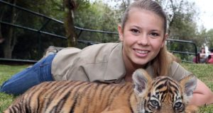 "Bindi Irwin Urging Young Women To ""Dress Their Age"""