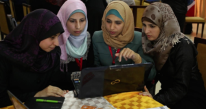 Gaza Strip Becomes Unlikely Hotspot For Female Entrepreneurs