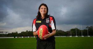 Meet Peta Searle: The First Female Australian Football Coach