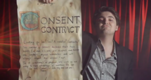 Male Comedy Duo Release AWESOME Song About Consent