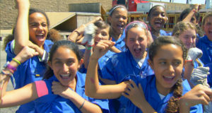 Rosie The Riveter Camps Empowering Girls To Reach New Heights