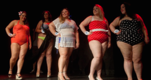 "Plus Size Beauty Queen Says ""Winners Come In All Shapes & Sizes"""
