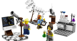 "New LEGO ""Research Institute Kit"" Is A Female Science-Fest!"