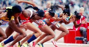 Youth Olympics Promotes Campaign To Combat Eating Disorders In Young Athletes