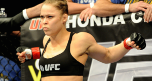 Ronda Rousey: The Real-Life Female Superhero Hollywood Has Been Waiting For