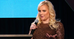 Meghan McCain Boycotts Late Night TV For Its Shameful Lack Of Female Hosts