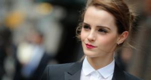 Emma Watson Says We Need More Female Leaders & Better Political Representation