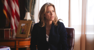 Tea Leoni Talks 'Madam Secretary' & Her Feminist Producer Morgan Freeman