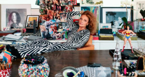 Why Ageing Made Diane Von Furstenberg Feel More Beautiful Than Ever