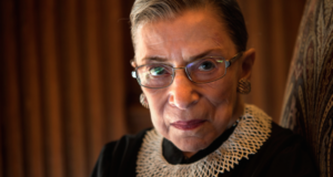 Justice Ruth Bader Ginsburg Weighs In On Healthcare, Women's Rights & Feminism