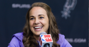 NBA's 1st Female Coach Becky Hammon Blazing Trails & Breaking Barriers