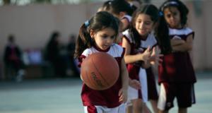 "Saudi Arabia's 1st Female ""Activist"" Basketball Team Shooting For Equality"
