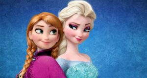 "Frozen's Anna & Elsa Teaching Girls To ""Let It Code"" In A Global STEM Initiative"