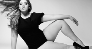 Plus Size Latina Model Denise Bidot Says Curvy Women Are Changing Fashion
