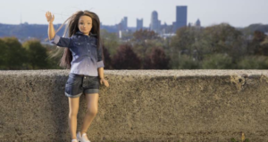 Lammily: The Realistically-Proportioned Doll Set To Trounce Barbie's Reign