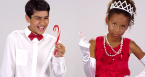 The Potty-Mouthed Princesses Face Off With Sexist Santa About The Wage Gap