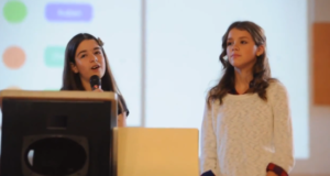 2 Girls Create Award Wining App Musiklearn Which Helps Kids W/ Dyslexia & Autism