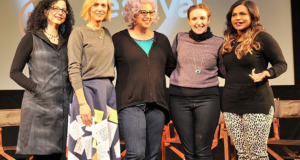 Mindy Kaling, Kristen Wiig & Lena Dunham Discuss Women In TV On Sundance Panel