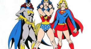 DC Comics, Marvel & Their Inherent Female Superhero Problem. Is It Improving?