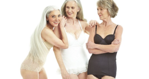 'Over 50 Shades Of Grey' Lingerie Campaign Celebrates Women Of A Certain Age