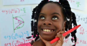 This 10 Y/O Math Genius & College Student Proves STEM Industries Need Girls!