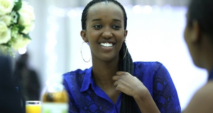 Rwanda's 1st Daughter, Ange Kagame, Says Economic Empowerment For Women Is Vital