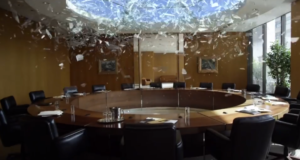 KPMG Literally Shatters Glass Ceilings In New Campaign Starring LPGA Champ Stacy Lewis