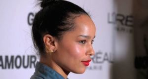 Zoe Kravitz Talks Openly About Her Battle With Eating Disorders & Her Recovery
