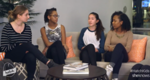 Health Experts Aren't The Authority On Body Image Issues, These Teen Girls Are