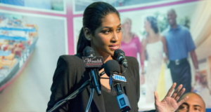 Meet Lisa Hanna: The Young Politician Championing Repro Rights For Women In Jamaica